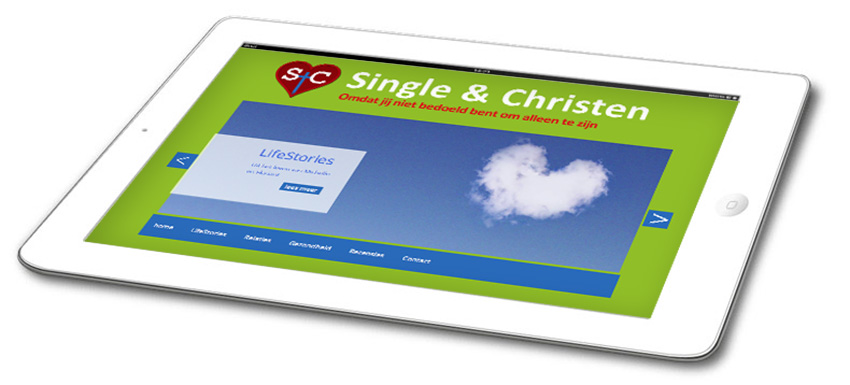 Doorstart voor blog Single en Christen