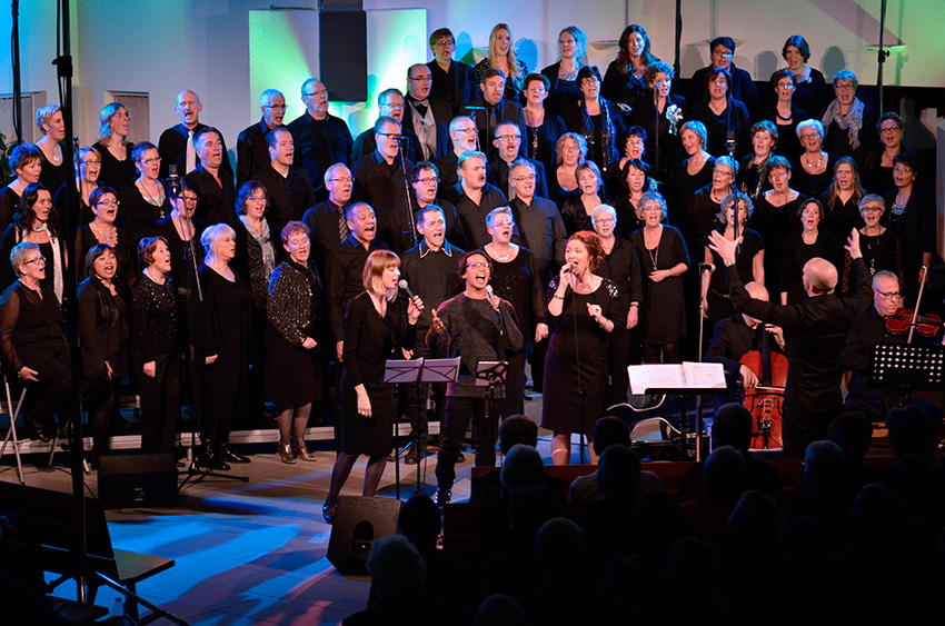 The Choir Company presenteert: The Young Messiah