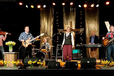 Benefietconcert Country Trail Band voor slachtoffers Nigeria