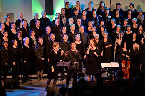 The Choir Company brengt The Christmas Collection naar theaters