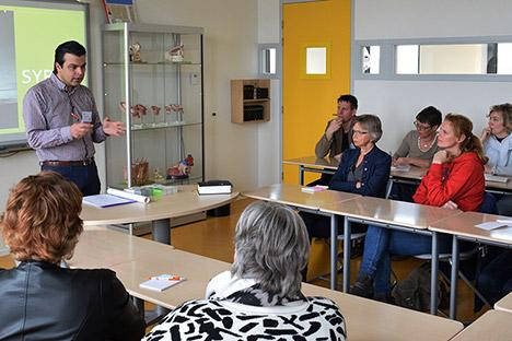 Stichting Gave organiseert Trainingsdag