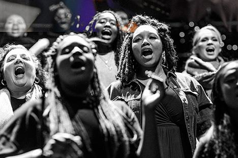 Holland Baroque en London Community Gospel Choir